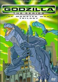 Godzilla: The Series - Monster Wars Movie