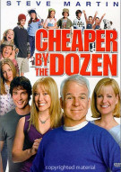 Cheaper By The Dozen (2003) / Home Alone (2 Pack) Movie
