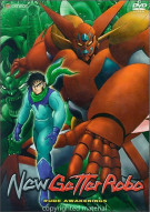 New Getter Robo: Volume 1 - Rude Awakenings Movie