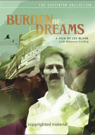 Burden Of Dreams: The Criterion Collection Movie
