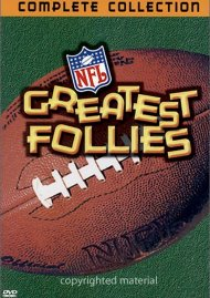 NFL Greatest Follies Collection Giftset Movie