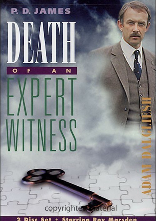 P.D. James:  Death Of An Expert Witness Movie
