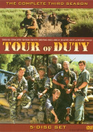 Tour Of Duty: The Complete Third Season Movie