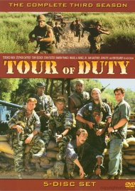 Tour Of Duty: The Complete Third Season Movie