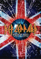 Def Leppard: Rock Of Ages - The DVD Collection Movie