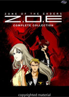 Zone Of The Enders: Complete Collection Movie