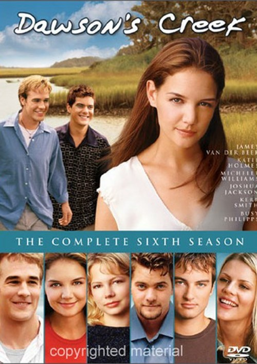 Dawsons Creek: The Complete Sixth Season Movie
