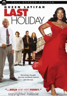 Last Holiday (Fullscreen) Movie