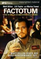 Factotum Movie