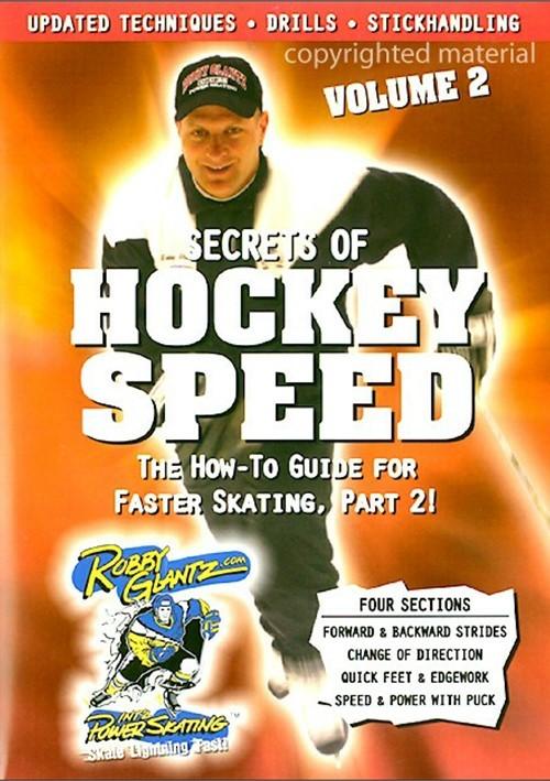 Secrets Of Hockey Speed: Volume 2 Movie