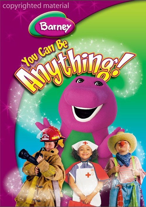 Barney: You Can Be Anything Movie