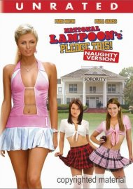 National Lampoons Pledge This!: Naughty Version Movie