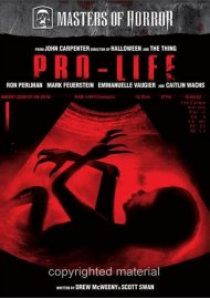 Masters Of Horror: John Carpenter - Pro-Life Movie