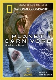 National Geographic: Planet Carnivore - Sharks & Lions Movie