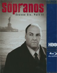 Sopranos, The: Season Six - Part II Blu-ray