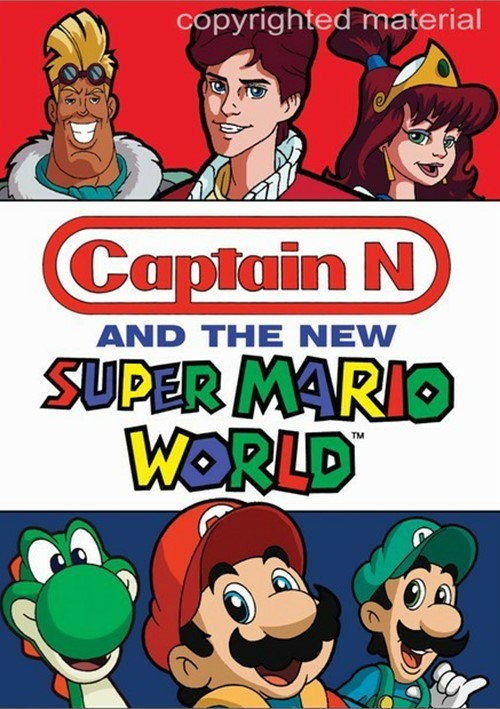 Captain N And The New Super Mario World Movie
