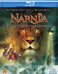 Chronicles Of Narnia, The: The Lion, The Witch And The Wardrobe Blu-ray