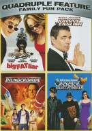 Family Fun Pack Quadruple Feature Movie