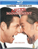 Anger Management Blu-ray