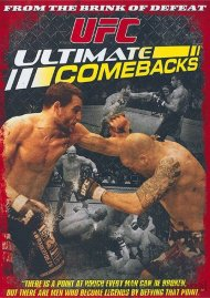 UFC Ultimate Comebacks Movie