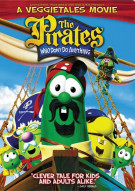 Pirates Who Dont Do Anything, The: A Veggie Tales Movie (Fullscreen) Movie