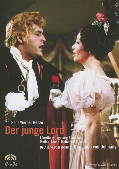 Hans Werner Henze: Der Junge Lord Movie