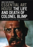 Life And Death Of Colonel Blimp, The: Essential Art House Movie