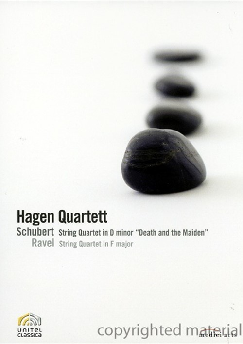 Hagen Quartett: Schubert & Ravel Movie