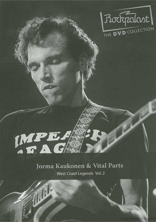 Jorma Kaukonen & Vital Parts: Rockpalast: West Coast Legends Vol. 2 Movie