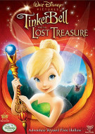 Tinker Bell And The Lost Treasure Movie