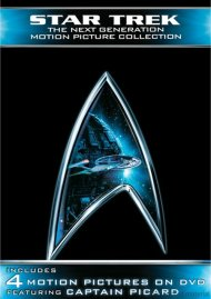 Star Trek: The Next Generation Motion Picture Collection Movie