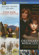 Thicker Than Water / Ordinary Miracles (Double Feature) Movie