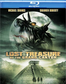 Lost Treasure Of The Grand Canyon, The Blu-ray