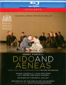 Henry Purcell: Dido And Aeneas Blu-ray