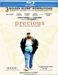 Precious: Based On The Novel Push By Sapphire Blu-ray