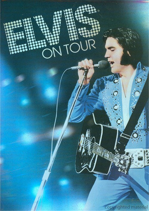 Elvis On Tour Movie