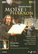 Rossini: Moise Et Pharaon Movie