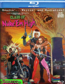 Class of NukeEm High: Unrated Directors Cut Blu-ray