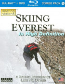 Skiing Everest (Blu-ray + DVD Combo) Blu-ray