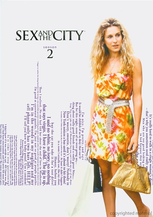 The Second Sex And The City Movie 21