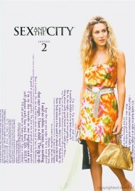 Sex And The City: The Complete Second Season (Repackage) Movie
