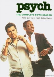 Psych: The Complete Fifth Season Movie