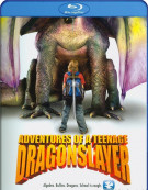 Adventures Of A Teenage Dragonslayer Blu-ray