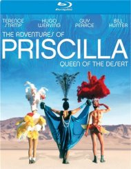 Adventures Of Priscilla Queen Of The Desert, The Blu-ray