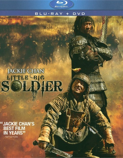 Little Big Soldier (Blu-ray + DVD Combo) Blu-ray