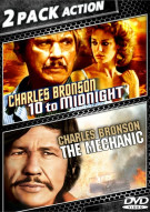 10 To Midnight / The Mechanic (Double Feature) Movie