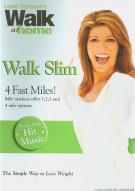 Leslie Sanson: Walk At Home - Walk Slim 4 Fast Miles Movie