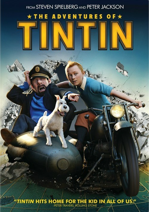 Adventures Of Tintin, The Movie