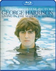George Harrison: Living In The Material World Blu-ray