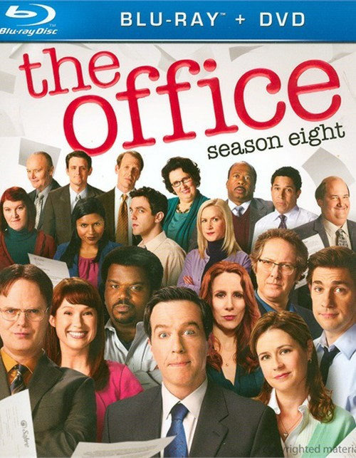 Office, The: Season Eight (American Series) Blu-ray